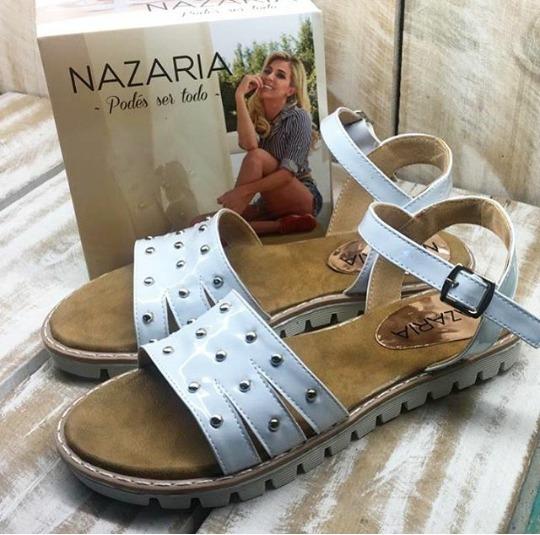 Sandalias Nazaria Mujer Colección Primavera-verano 2020!!!