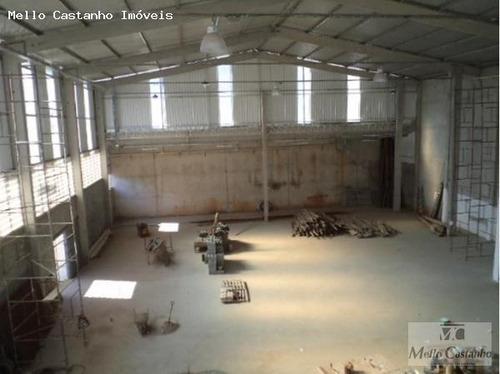 Imagem 1 de 5 de Galpão Para Locação Em Santana De Parnaíba, Acesso À Cidade - Próx, Rodovia Castelo Branco - 1001202_1-1611407