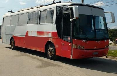 Onibus - Busscar Elbus 340 Ano 2001 Preparado Para Motorhome