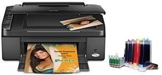 Impressora Tx105 Tx115 Bulk Tinta Sublimatica Sublimacao