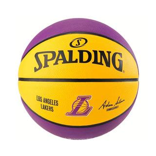 Pelota Basketball Nba Equipo Lakers - Spalding