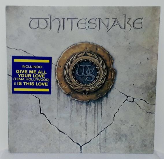 Lp Whitesnake/1987/excelente Estado Com Encarte