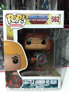 Funko Pop - He-man Battle Armor
