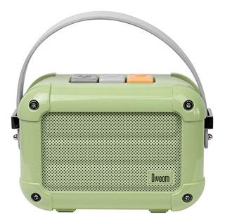 Parlante Divoom Macchiato Verde Bluetooth