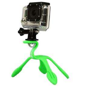Suporte Gekkopod Flexível Para Gopro E Câmeras Fotográfic