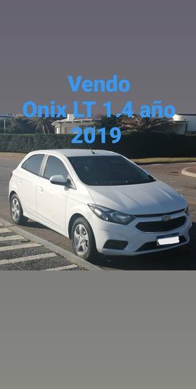 Chevrolet Onix 1.4 Lt 98cv 2019