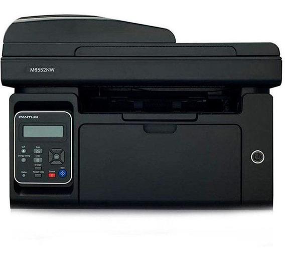 Impressora Multifuncional Laser Wi Fi Panton M6550