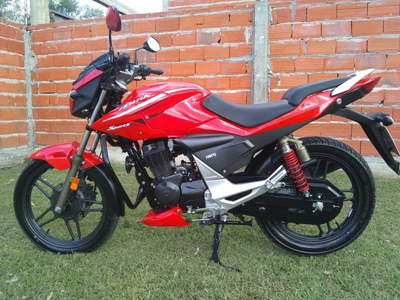 Moto Hero Hunk 150 Sport