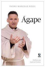 Livro - Ágape-padre Marcelo Rossi - Frete Grátis