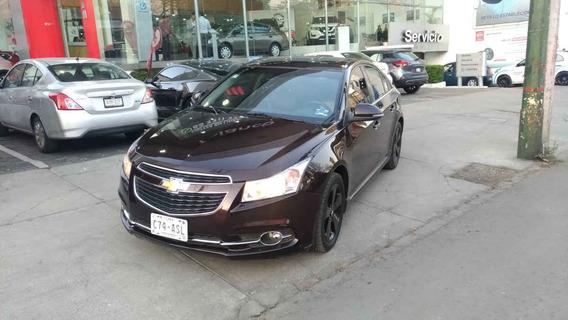 Chevrolet Cruze 2014 4p Ltz L4/1.4/t Aut