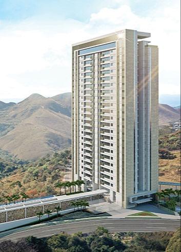 Apartamento Com 4 Quartos Para Comprar No Vale Do Sereno Em Nova Lima/mg - 1640