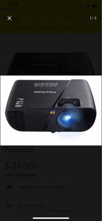 Proyector View Sony Pjd5155
