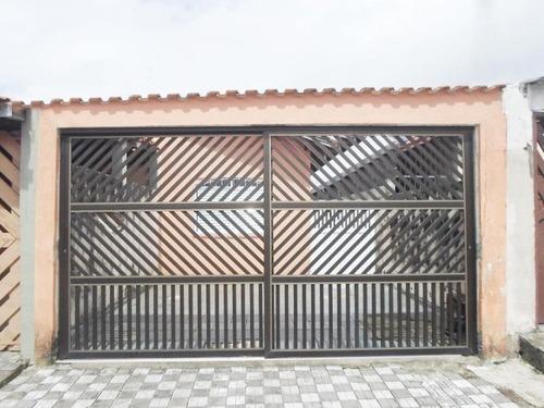 Casa Residencial, Jardim Itaóca, Mongaguá. - Ca0585 - 33485913