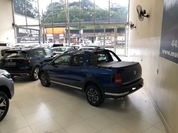 Volkswagen Saveiro Cross Cd 1.6 Msi Total Flex, Bck4921