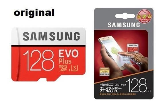 Micro Sd Cartao Memoria Samsung 128gb Original