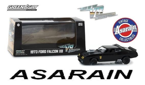 Ford Falcon Mad Max Interceptor V8 Hollywood Greenlight 1/43