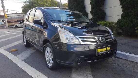 Nissan Livina S 1.6 16v 5p Flex 2013 Completo