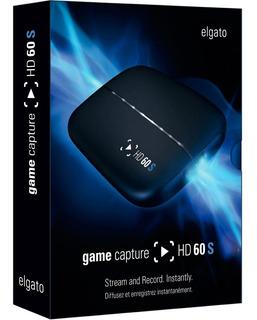 Tarjeta Capturadora De Video Externa Elgato Hd60 S Xbox Ps4