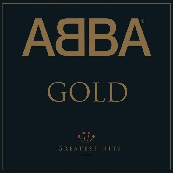 Abba Gold Greatest Hits Importado Lp Vinilo X 2 Nuevo