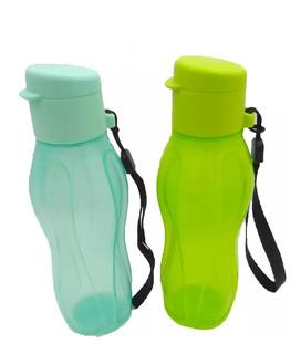 Kit Com 2 Garrafas My Bottle 500ml - Várias Cores