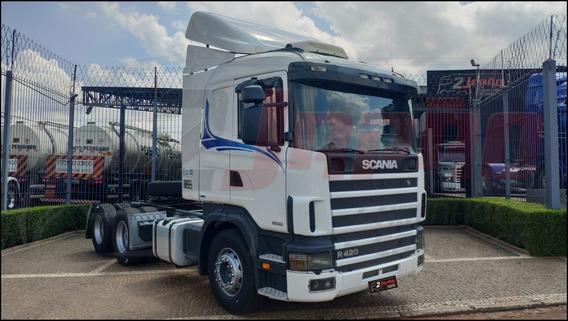 Scania R 420 6x2 2007 *** Com Retarder ***