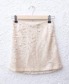 Minifalda De Lentejuelas, Nasty Gal Xxs