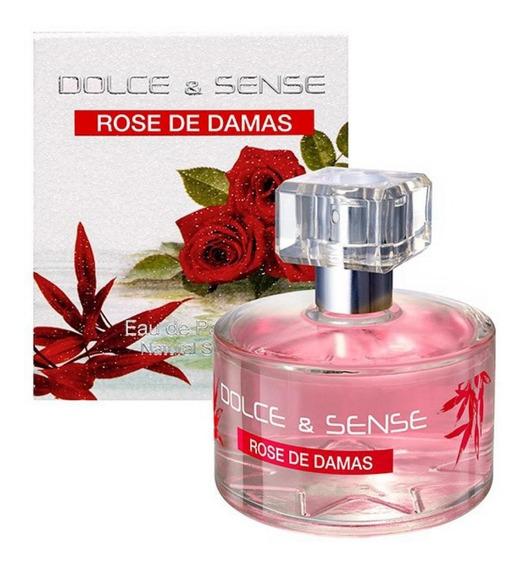 Rose De Damas Paris Elysees - Perfume Feminino - Eau De Parf