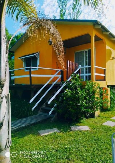 Alquiler Casa En Delta Tigre