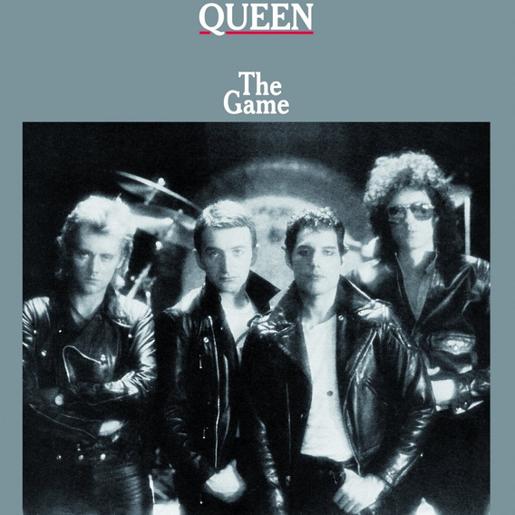 Lp Queen - The Game
