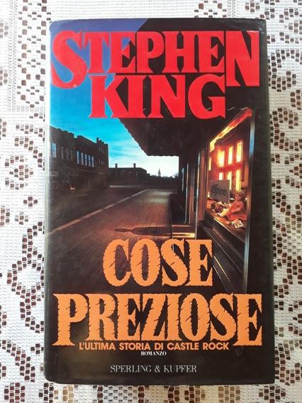 Livro: Cose Prezione - Stephen King