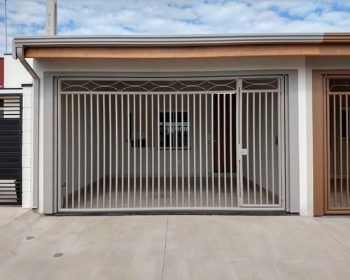 Vende-se Casa Nova Pronto Para Morar No Jardim Dos Colibris, Indaiatuba. - Ca04748 - 69030624