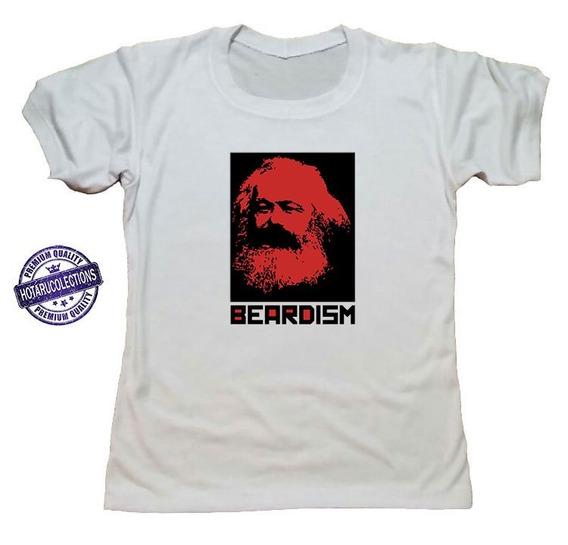 Remera Karl Marx Mod 1 Hotarucolections
