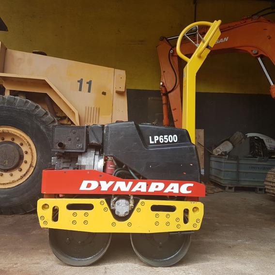 Rolo Compactador Dynapac Lp6500 2012
