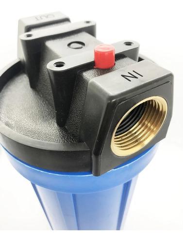 Filtro De Agua Xl Para Tanque De Agua Con Carbon Activado!