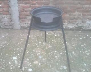 Fogonero/brasero/encendedor De Carbon/leña 15oo$