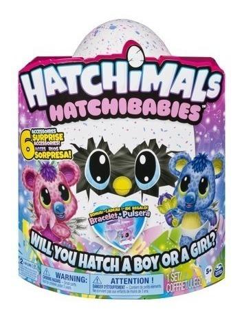 Hatchimals Hatchibabies Ovo Ponette(12x S/juros) Original