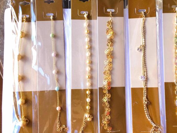 Pulseiras Bijuterias 12 Peças A Sua Escolha