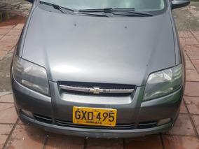 Chevrolet Aveo Gt Modelo 2008