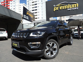 Jeep Compass Limited Aut. 2.0 - Oportunidade - 16/17