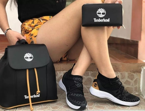 Combos Zapatos Deportivos Dama Timberland Calidad Colombiana