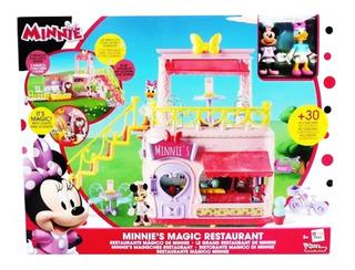 Minnie Restaurant Magico Con Luz Y Sonido Sharif Express