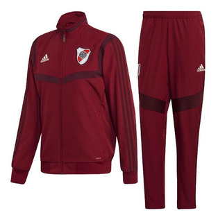 adidas Conjunto - River Plate Presentation Suit Brg