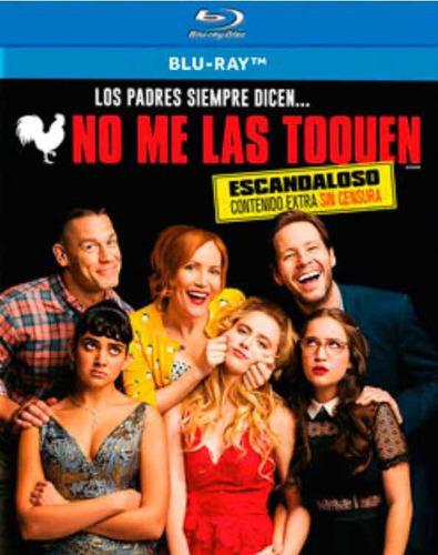 No Me Las Toquen Blu-ray Nuevo Leslie Mann