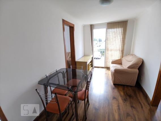 Apartamento No 2º Andar Mobiliado Com 3 Dormitórios E 1 Garagem - Id: 892959705 - 259705