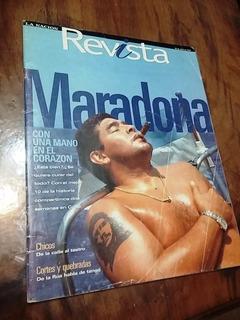 La Nacion Revista Diego Armando Maradona