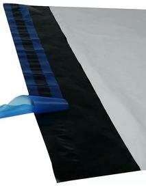 Envelope Saco Pac Plastica De Segurança 90x60 50 Unidades