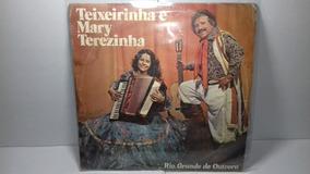 Lp Vinil Teixeirinha E Mary Terezinha Rio Grande De Outrora