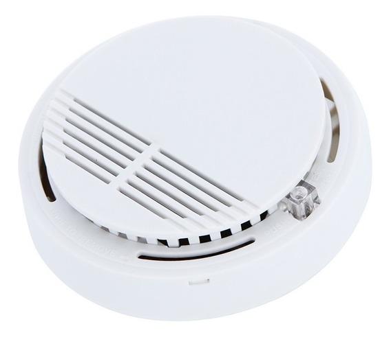 Sistema Alarme De Fumo Para Cozinha Casa 9v H9487