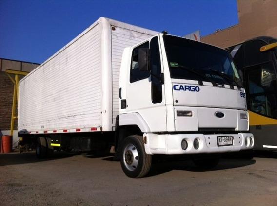 Ford Cargo 915 2004 Furgon Carga General Facilidades