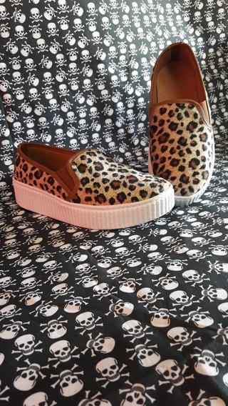 Yate Onça Feminino Deborah Shoes